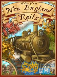 建设游戏《新英格兰铁路》即将发行